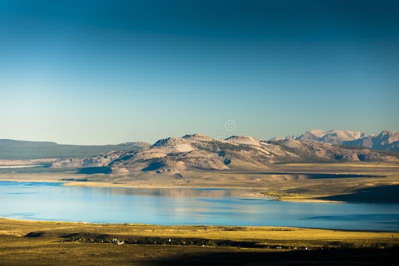 Mono lato del lago fotografie stock libere da diritti