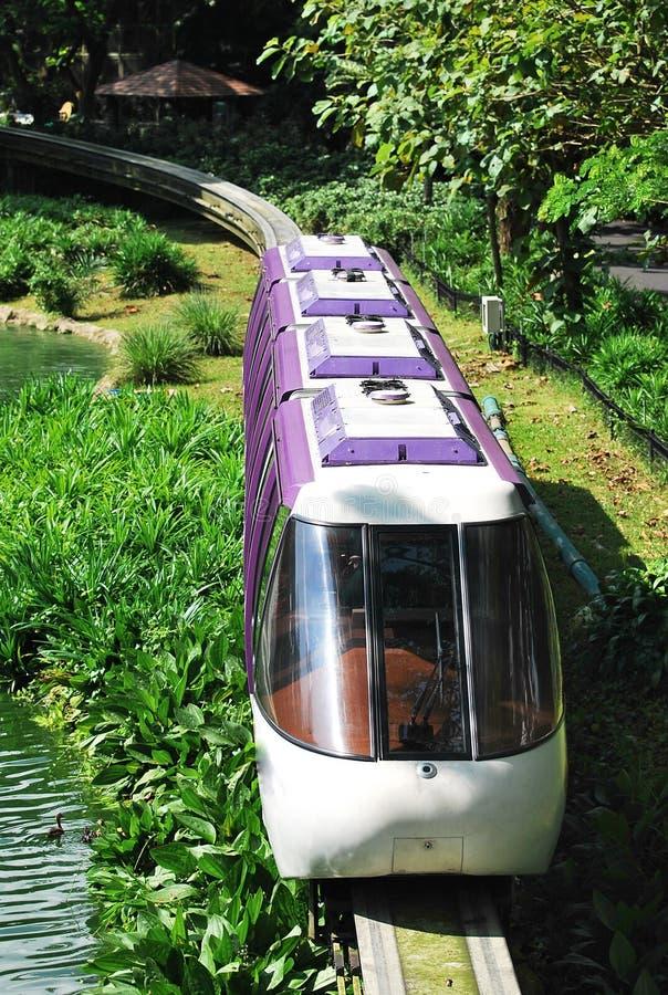 Download Mono Rail Train Stock Image - Image: 19881901
