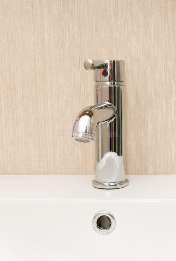 Free Monobloc Bathroom Tap Stock Image - 39613511