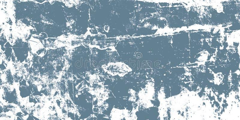 Monochrome абстрактная текстура Предпосылка отказов, scuffs, обломоков, пятен, пятен чернил стоковое изображение