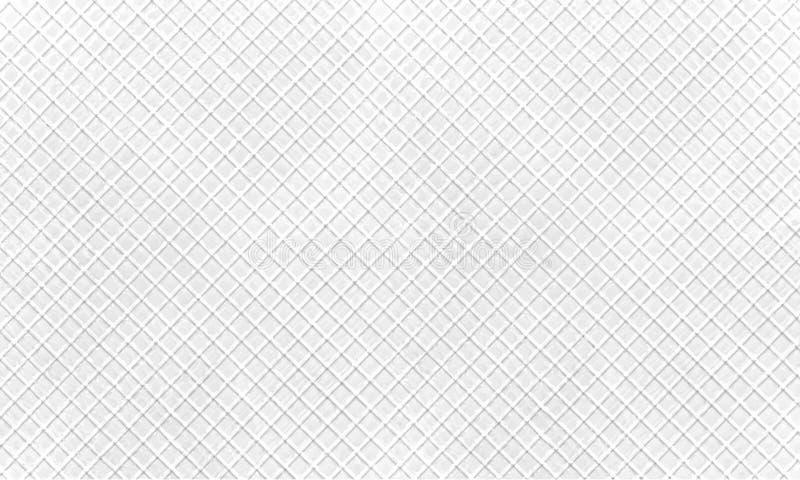 Monochrome горизонтальная картина с пересекающаяся линия Waffles текстуры вектор иллюстрация вектора