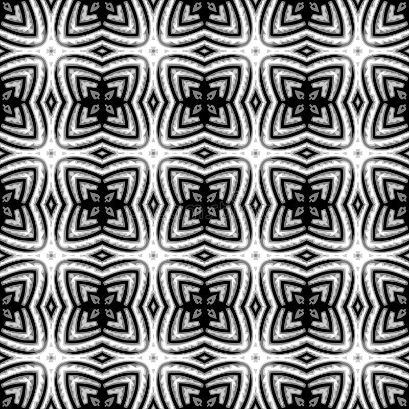 monochrome картина безшовная бесплатная иллюстрация