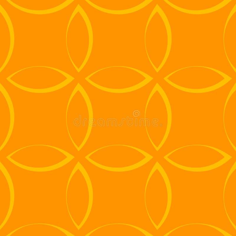 Download Monochrome повторяющийся картина с формами лепестка/цветка/лист Иллюстрация вектора - иллюстрации насчитывающей конспектов, мотив: 81806025