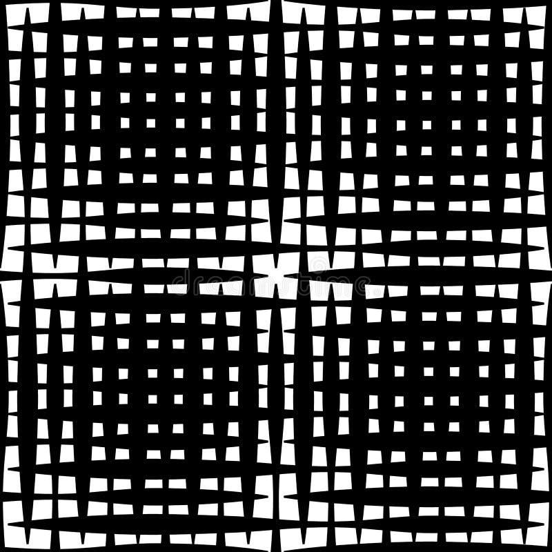 Download Monochrome решетка/сетка с линиями сложной формы Repeatable Geometri Иллюстрация вектора - иллюстрации насчитывающей плотность, конспектов: 81804464