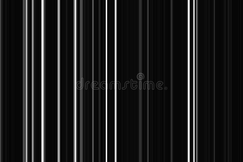 Monochrome черный серый цвет белого металла нашивка прокладок иллюстрация штока