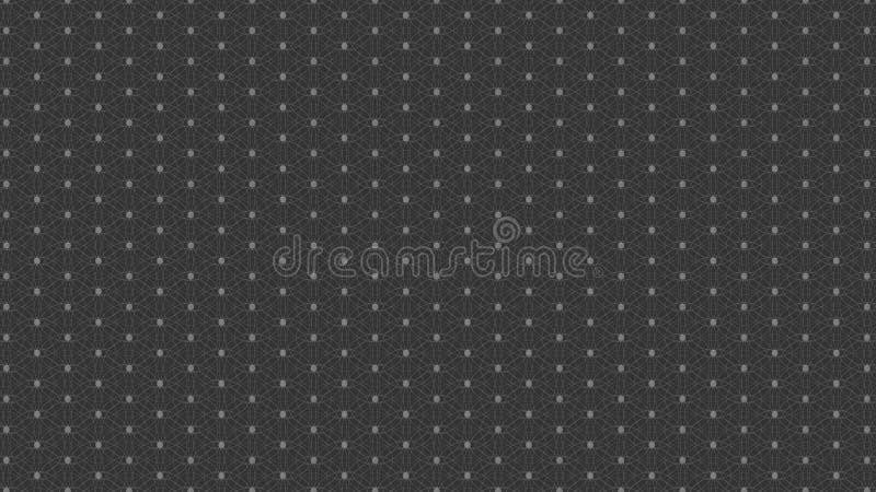 Monochrome черный точечный растр бесплатная иллюстрация