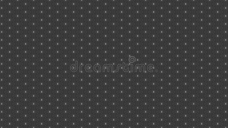 Monochrome black dot pattern royalty free stock photography