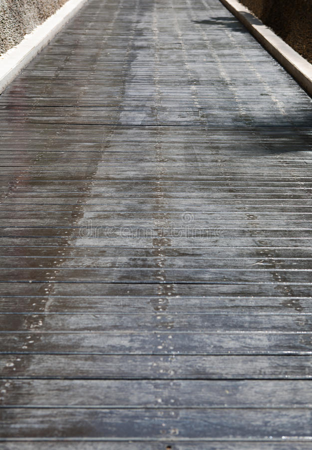 Monochrome de madeira Tone Wood Floor Texture Pa do teste padrão da textura do assoalho fotografia de stock