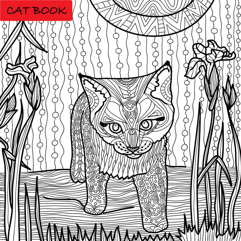 Download Monochrome Picture Coloring Book For Adults