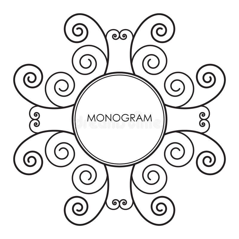 monogramme images libres de droits