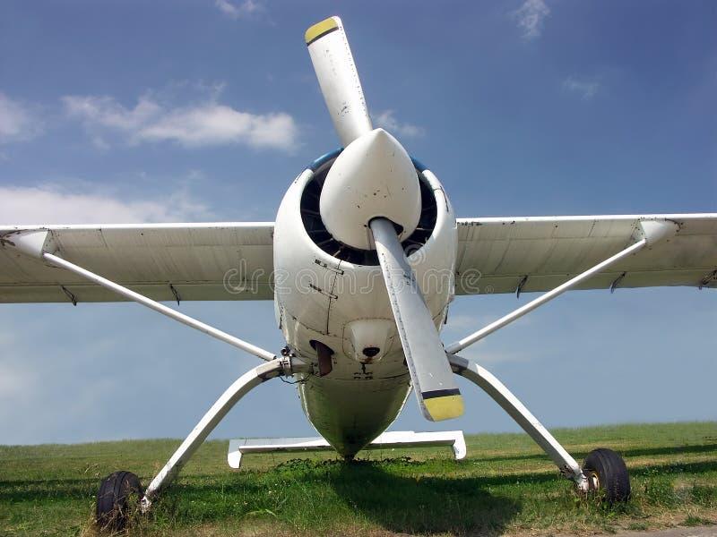 Monoplane Highwing foto de stock