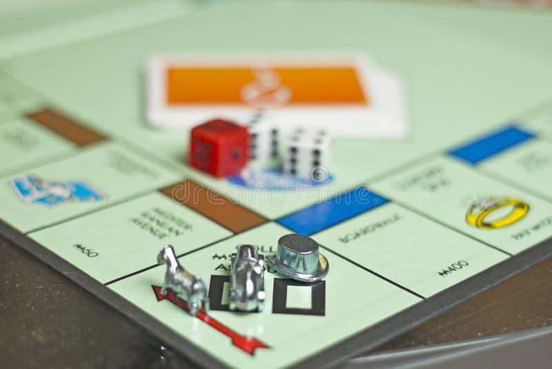 monopol stockbilder