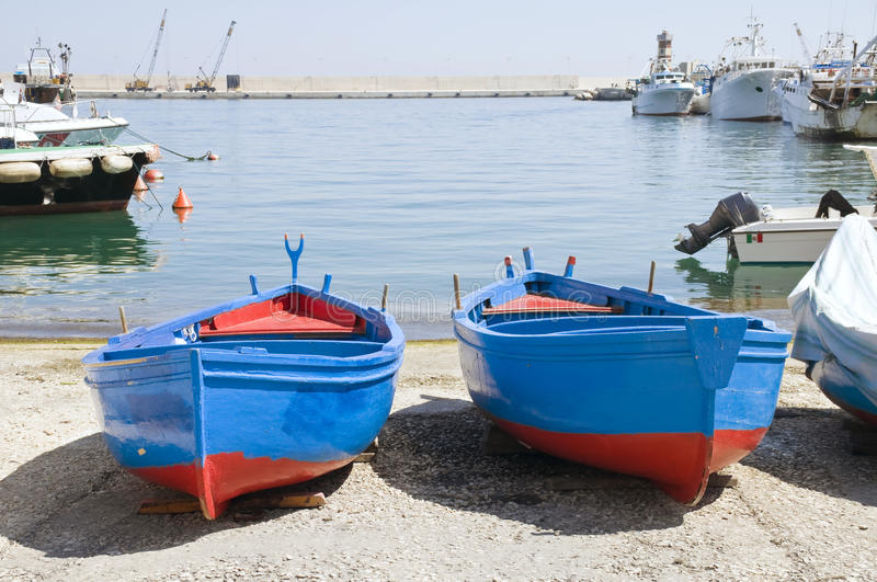 Download Monopoli Old Port. Apulia. Royalty Free Stock Photo - Image: 14131885