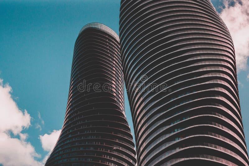 Monroe Towers stockfotografie
