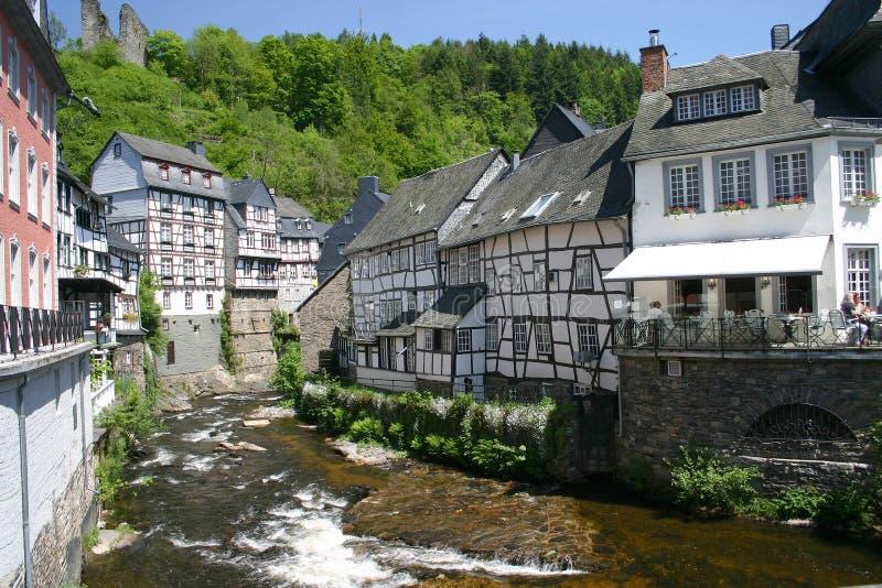 Monschau photos stock