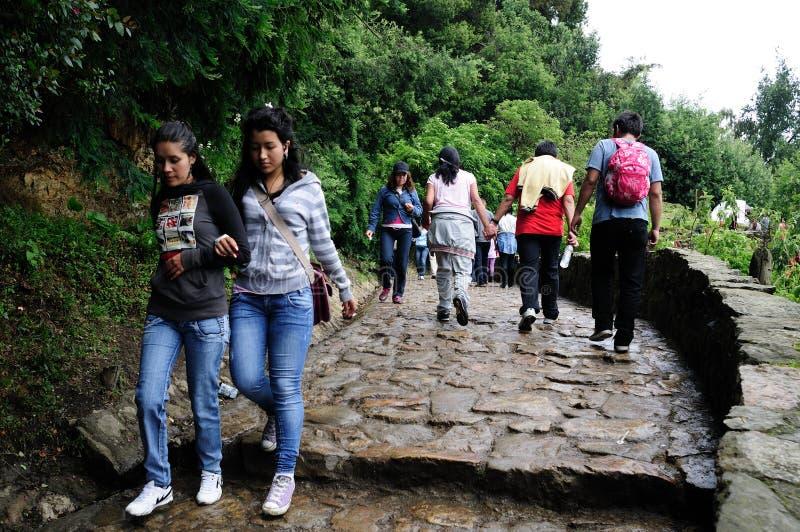 Monserrate - Bogota Editorial Photo