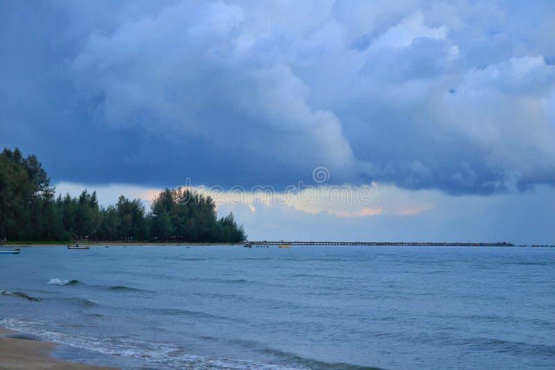 monsoon royaltyfri foto