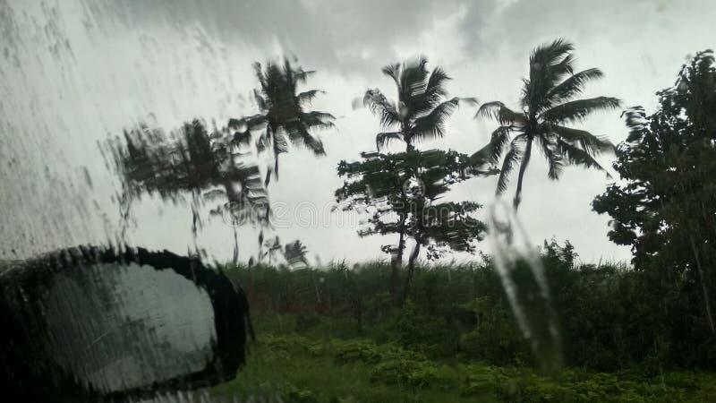 monsoon arkivbilder