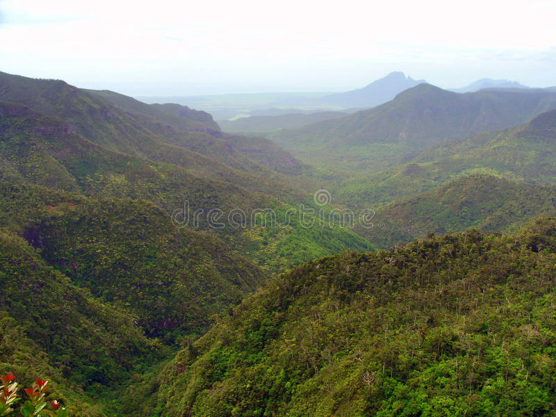 Monsoon Mountains stock images