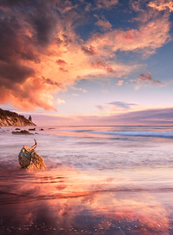 Free Monsoon Seascape Stock Images - 20296444