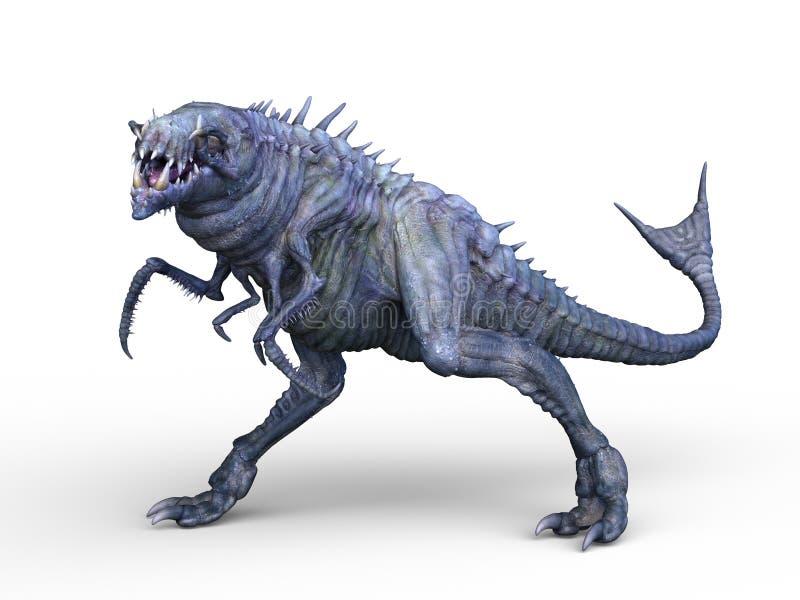 monster royalty illustrazione gratis