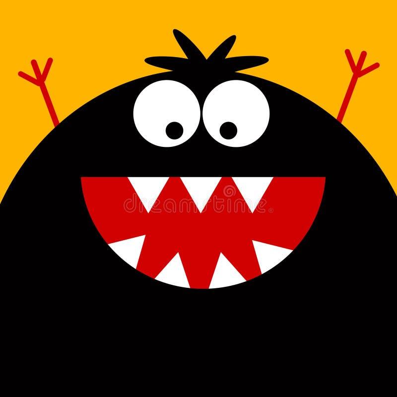 Monster stock illustratie