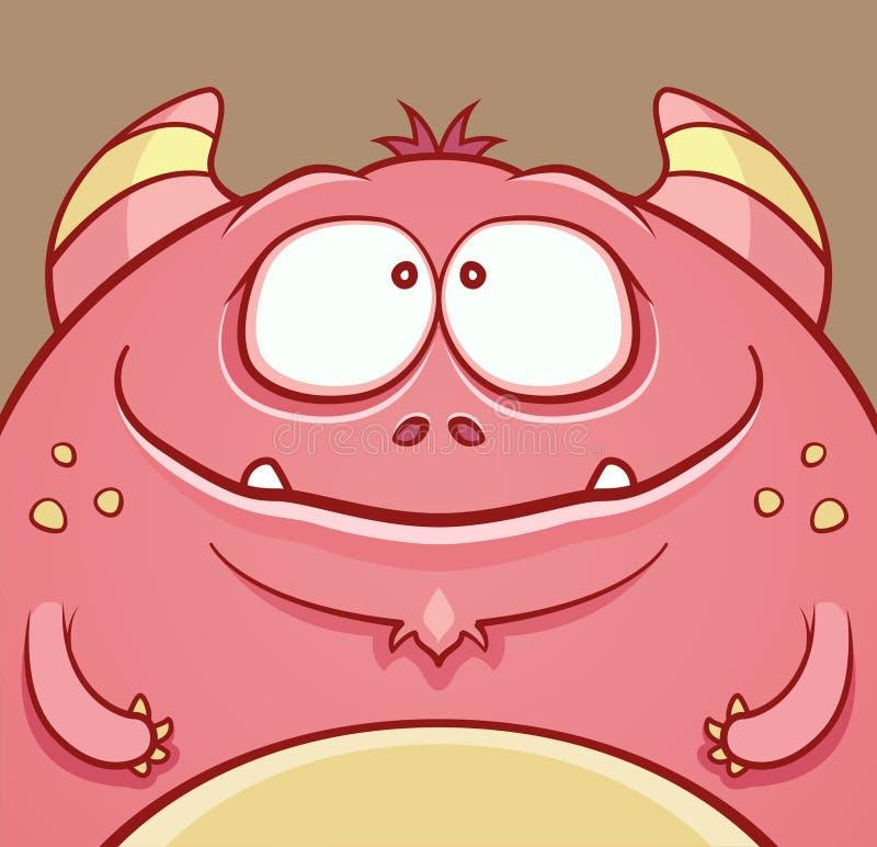 Monster royalty free illustration