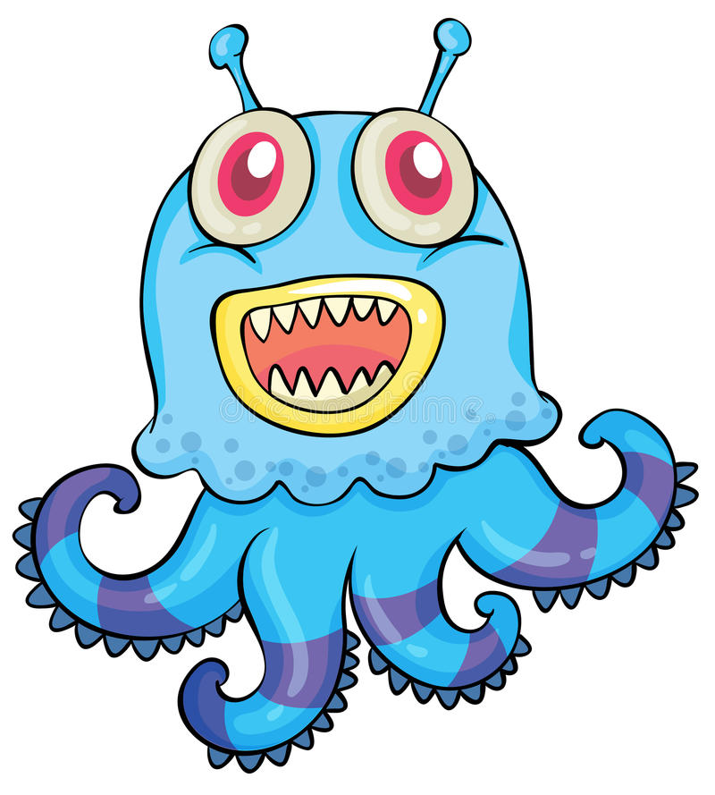 Download Monster Stock Image - Image: 26629891