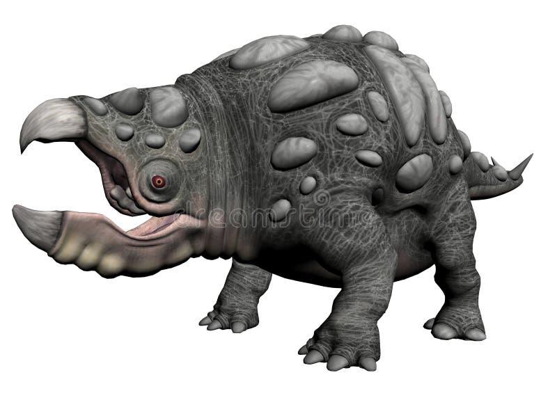 Monster vektor abbildung