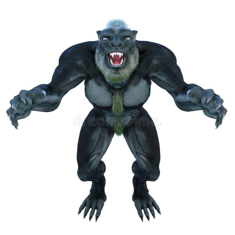 monster imagem de stock
