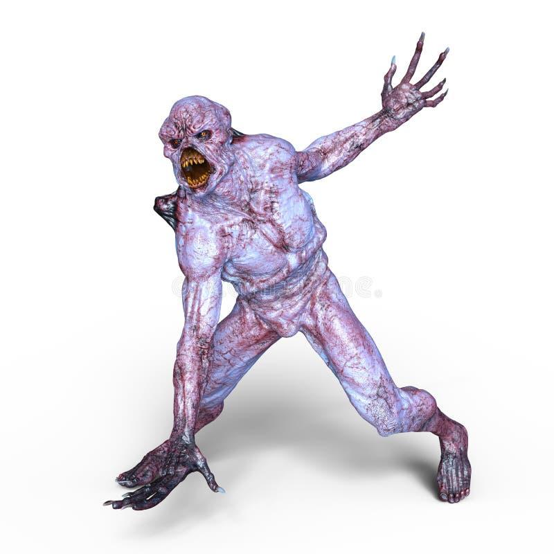 monster ilustração do vetor