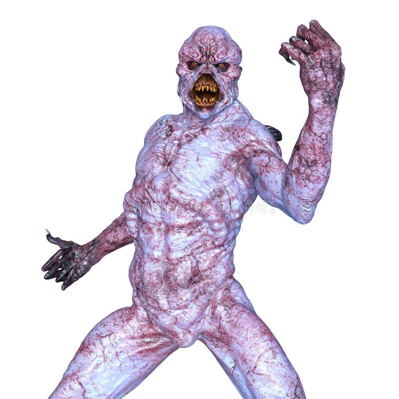 monster illustrazione vettoriale