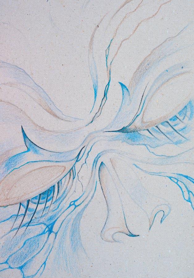 Download Monster stock illustration. Illustration of image, eyelashes - 33192150