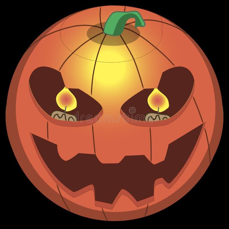 Free Monster Emoji Smiley Face Halloween Pumpkins Royalty Free Stock Images - 95580459