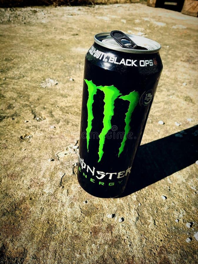 monster royaltyfri bild
