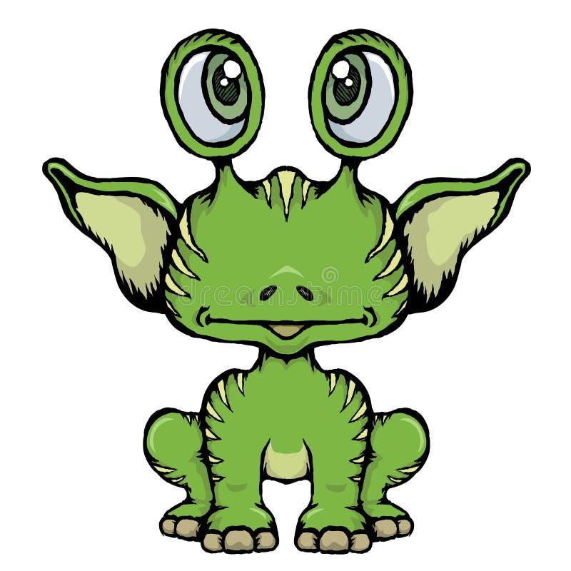 Monster Icon stock photo