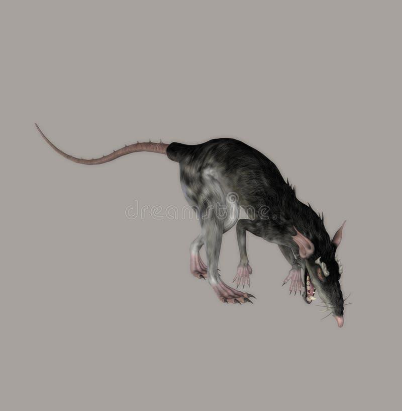 Monster Ratte