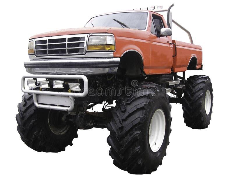 Monster Truck stock images