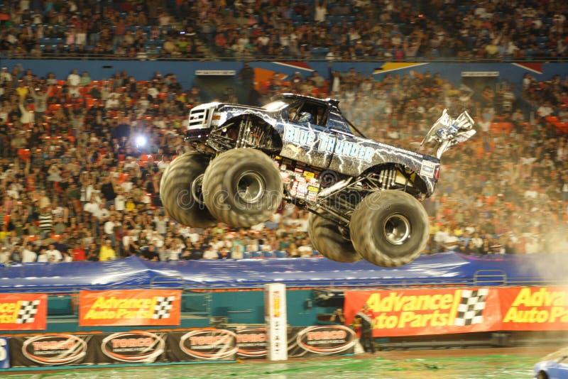 Monster Truck stock image