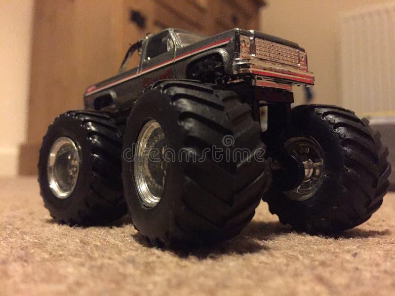 Monstertruck stockbild