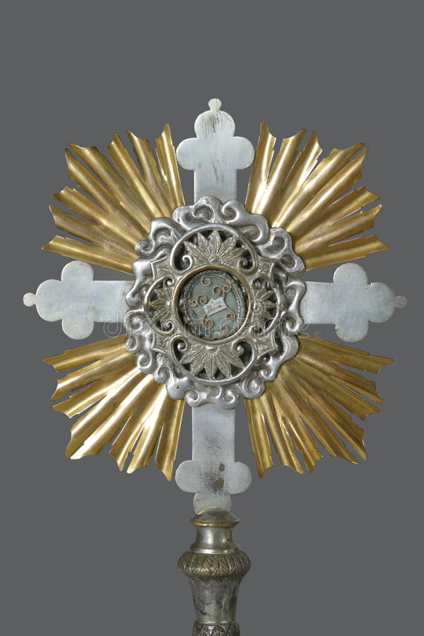 Monstrance Immagini Stock