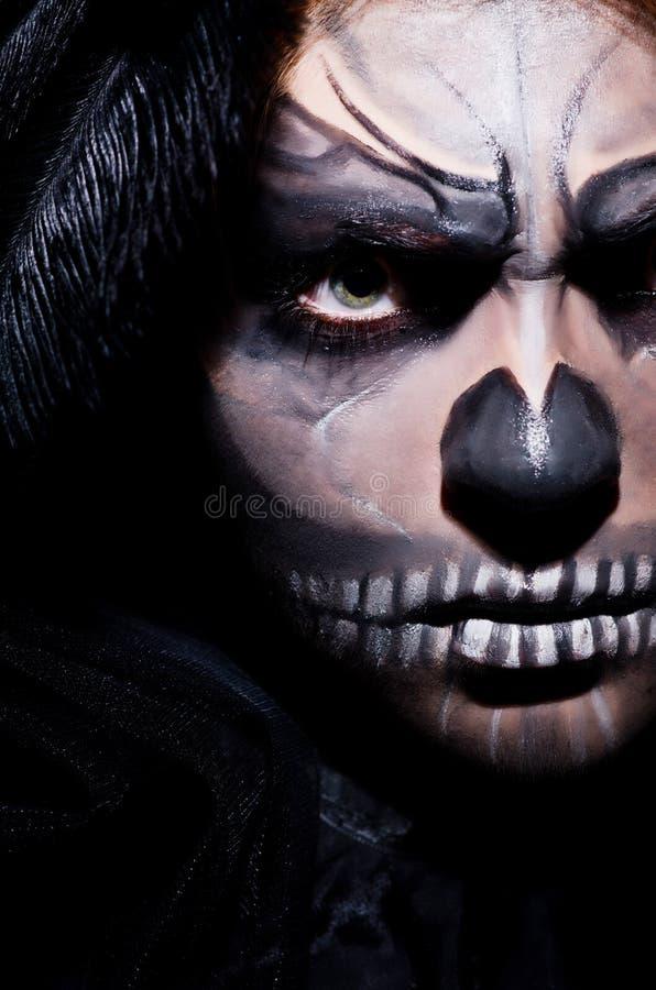 Monstro assustador fotos de stock