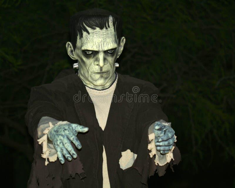 Monstro de um Frankenstein imagens de stock royalty free