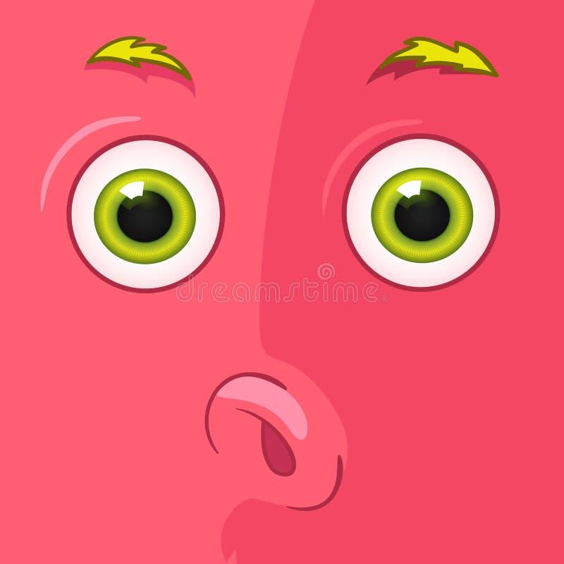 Monstruo Avatar libre illustration