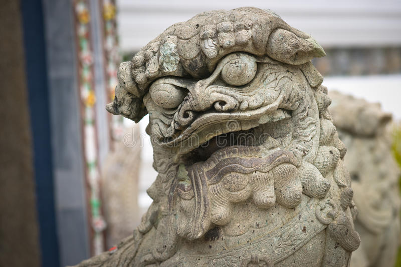 Monstruo De Piedra Fotografía de archivo libre de regalías