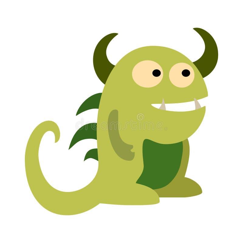 Monstruos de la historieta fijados Monstruo lindo del juguete colorido Vector EPS 10 libre illustration