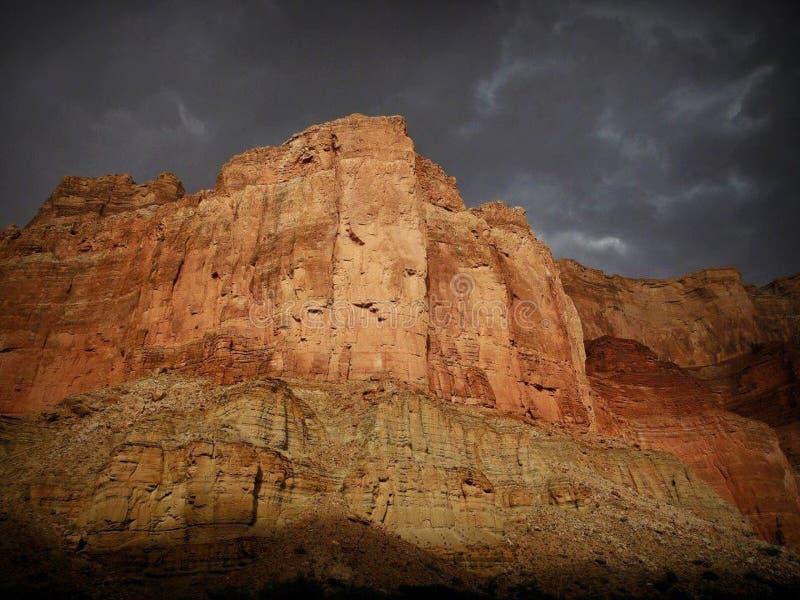 Monsunmagie stockfotografie