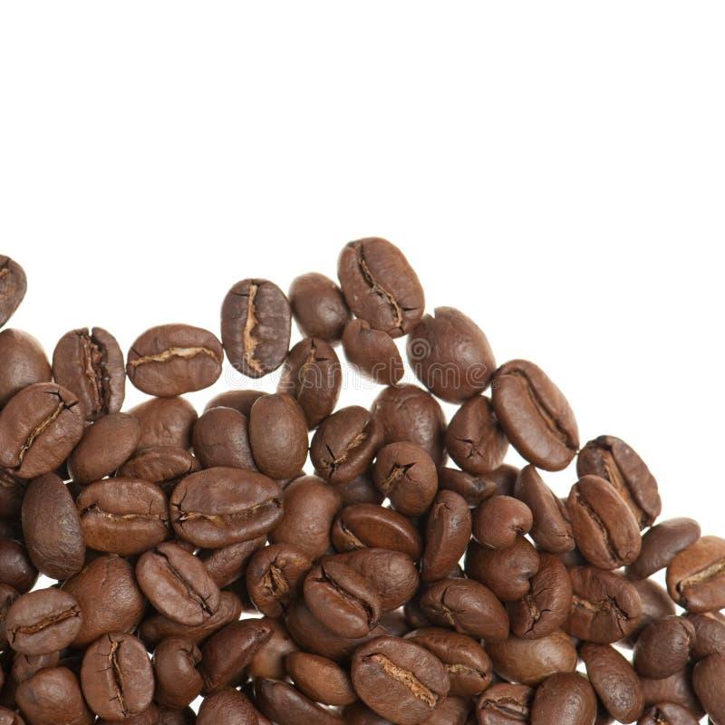 Montão das grões do café imagem de stock