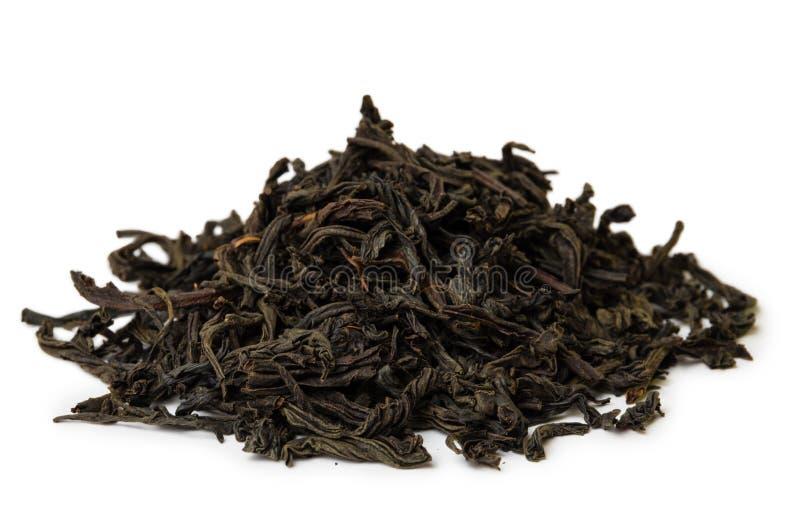 Montão do chá preto imagens de stock