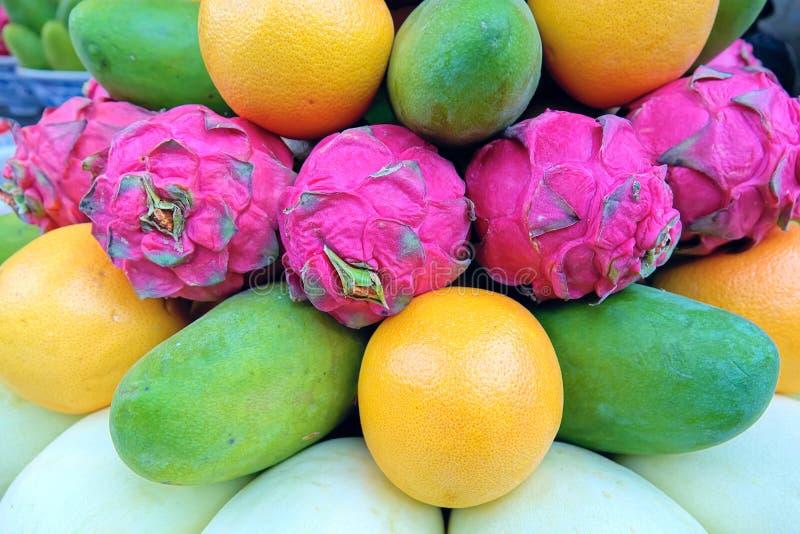 Montão do fruto fotos de stock
